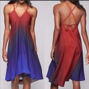 Athleta day trip convertible ombré dress